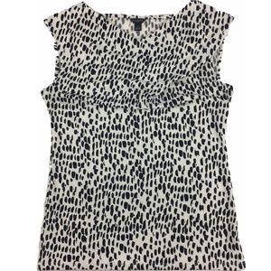 ANN TAYLOR sleeveless top